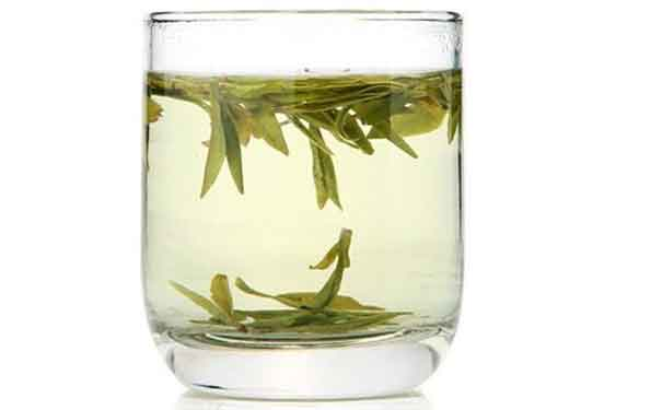 The efficacy and role of scented tea